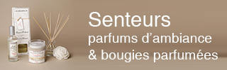 Bougies ambiance boutique durance